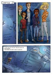 The Invasion Ch. 2, Pg. 1 by CamishCD