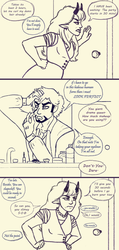 Roommate Problems by IntergalacticOctopus