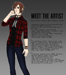 [Meet The Artist] 2017 by Gothamed