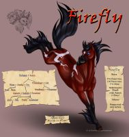 Firefly - Daughter of Reckless by FlareAndIcicle