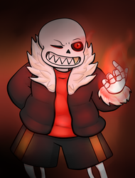 Fell Sans by ShakeablePanda