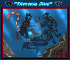 Summer Pick4 - Tropical Dive by GearGades