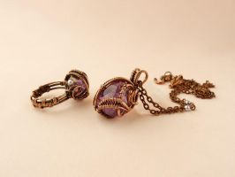 set Candy by UrsulaJewelry