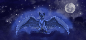 Luna of the Stars by mereni