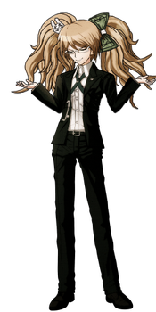 Togami Byakuya - Dangan Ronpa sprite edit by AssAssinAtEd11