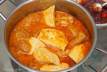 Vegetable curry by patchow
