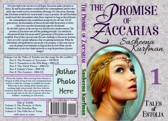 Print Cover Volume 1 - Revised by ladylithia