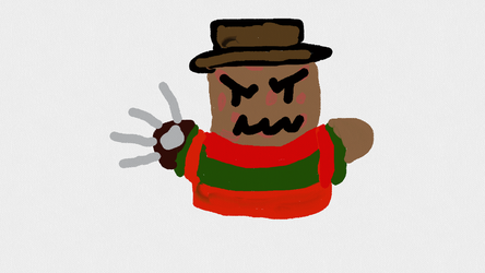Freddy Marshmellow by livingnightmare1992