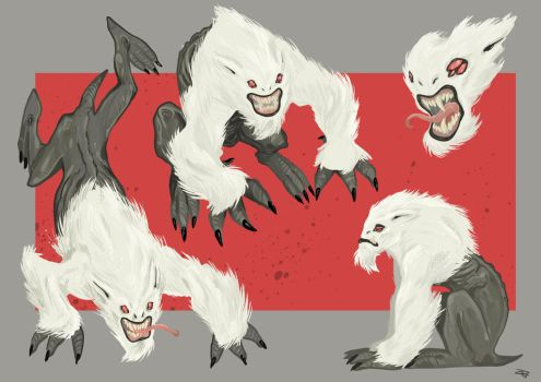 Beast concept - 2015 by DenisM79