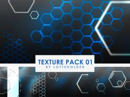 Texture Pack 01 by lottesgraphics