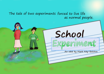 School Experiment - Abandoned Concept - Poster by MarkKB