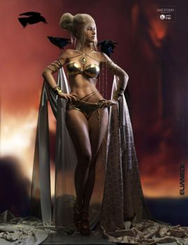full image promo lilith 7 by elianeck