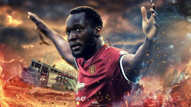 Romelu Lukaku : Welcome to Manchester United by nirmalyabasu5