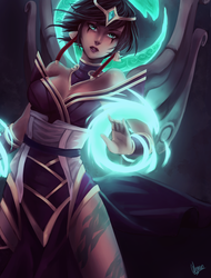 LoL: Karma by Wernope