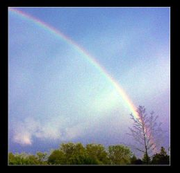 Somewhere over the rainbow by Me1issa082
