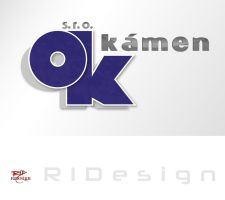 Ok Kamen logo by R1Design