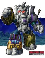 SD Bruticus by ninjatron