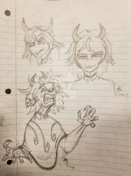 Yanus- Expression Studies by ArtistforGod1