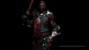 Red Templar Cullen by Padme4000