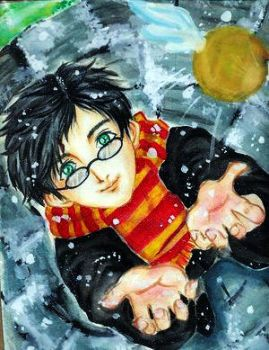 Harry Potter by ShinJei