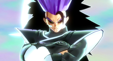Antonio (Xenoverse) Test #1 by TraxLord94