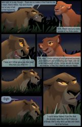 Scar's Reign: Chapter 2: Page 21 by albinoraven666fanart