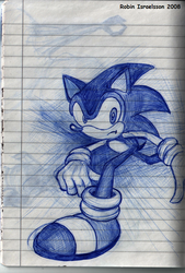 sonic weeds by rubbe