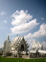 Rong Khun Temple by CRoWNsToCK