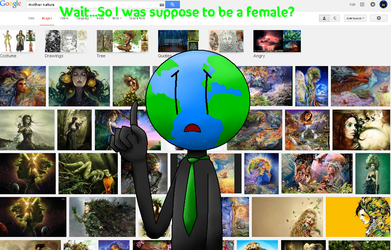 Mother Nature Gender Confusion by NazFro24-2