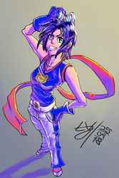 May Lee! by TioTonyRedgrave