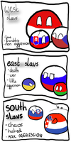 Slavs [Polandball] by Tineviel