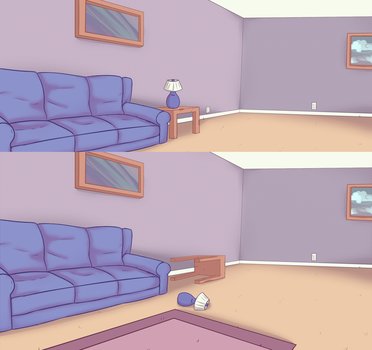 GB: Apartment Colored by SlayersStronghold