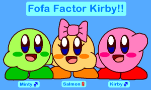3 Kirby in The Fofa Factor by cuddlesnam