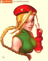 Cammy White by Didi-Esmeralda