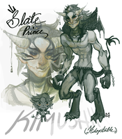 Adoptable Auction: Slate Prince (CLOSED) by gawki