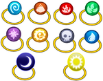 The Rings of the Skylanders by iamnater1225