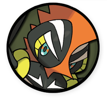 Interest Button - Tapu Koko