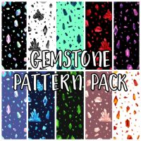 gemstone pattern pack by mayakern