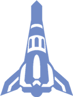 Rocket Fullbottle Icon by CometComics