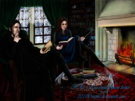 HP: You should know better... by nejna