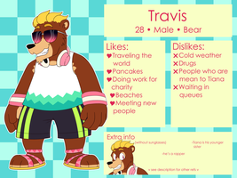 Travis Reference by Zoiby