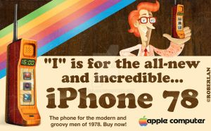 iPhone 78 Ad 2 by roberlan