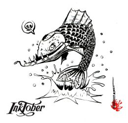 Inktober-2014-#24 by Mathieu-Larno