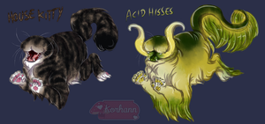 Void Cats - Auction (open) by Korhann