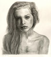 Ksyu in Graphite by shuckaby