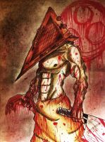The Red Pyramid by XxLevanaxX