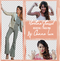 PACK Martina Stoessel en Grazie y Caras. by Chinna-Love