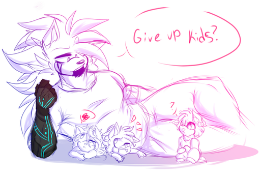 When your kids dont want to listen by Dyebii