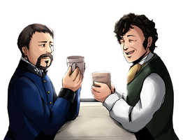 Les Mis: Forging a Morning Habit by ozamham
