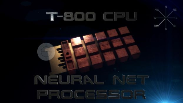 Neural-net Processor by MarCusFX